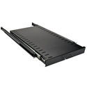 Tripp Lite SRSHELF4PSLHD Rack Enclosure Cabinet Heavy Duty Sliding Shelf 200lb Capacity