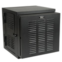 Tripp Lite SRW12USNEMA 12U Wall Mount Rack Enclosure Hinged Wallmount Industrial NEMA