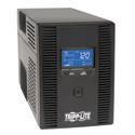 Tripp Lite SMART1300LCDT 1300VA UPS Smart LCD Back Up Tower AVR 120V USB Coax RJ45