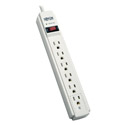 Tripp Lite TLP606TAA Surge Protector Strip 120V 6 Outlet 6ft Cord 720 Joule TAA GSA