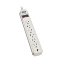 Tripp Lite TLP615 Surge Protector Strip 6 Outlet 15ft Cord 790 Joule