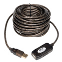Tripp Lite U026-10M USB 2.0 A/A Hi-Speed Active Extension Repeater Cable - 33ft