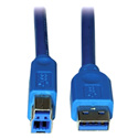Tripp Lite U322-006 6ft USB 3.0 SuperSpeed Device Cable 5 Gbps A Male to B Male 6 Foot