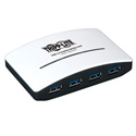 Tripp Lite U360-004-R USB 3.0 SuperSpeed 4-Port Hub