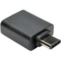 Tripp Lite U428-000-F USB 3.1 Gen 1 (5 Gbps) Adapter USB Type-C (USB-C) to USB Type-A M/F