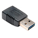 Tripp Lite UR024-000 USB 2.0 Reversible A Male to A Female Adapter