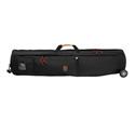 Porta Brace TSB-46BOR Tripod Shellpack with Wheels 46 Inches Black