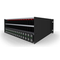 tvONE ONErack 1RK-6RU-KIT 6RU Kit Includes Chassis 6 Modules and a 250w Power Supply