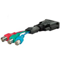 tvONE ZDB2044 Adapter Cable DVI Male to 3-BNC Female - 1.5 Ft.