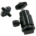 TV Logic BH-056 Ball Head for VFM-056WP and VFM-055A - includes Hot Shoe and Camera Mount Support