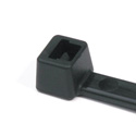 HellermannTyton T30LL0M4 Cable Tie 11.4 Inch Long Black 1000 Pack