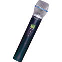 Shure ULX2 Handheld Transmitter w/BETA87A Microphone G3 (470-506 MHz)