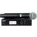 Shure ULXD24/SM58 Handheld Wireless System - SM58 Mic - G50 Freq. 470- 536 MHz