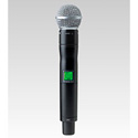Shure Handheld Transmitter with SM58 Microphone G1 470-530Mhz