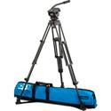 Vinten Vision Blue System VB-AP2F Head Tripod Floor Spreader & Soft Case