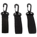 Hook & Loop Cable Wrap 6 Inch (Set of 3)
