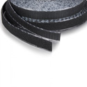 VELCRO® Brand 184987 Tape On A Roll Pressure Sensitive Rubber Adhesive Loop - 1 Inch x 25 Yard - Black