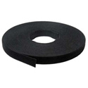 VELCRO® Brand 189755 ONE-WRAP° Tape 1/2 Inch x 25 Yard Roll - Black