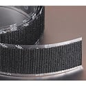 VELCRO® Brand 191051 Tape On A Roll Pressure Sensitive Acrylic Adhesive Hook - 1 Inch x 25 Yards - Black