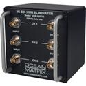 Ocean Matrix 3G-HD-SDI and SDI 3-Channel Video Hum Eliminator