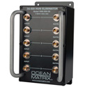 Ocean Matrix HD-SDI and SDI 5-Channel Video Hum Eliminator - B Stock