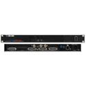 Fiberplex VIM-1808-S-02 8×8 Tie Line Master Singlemode OpticalCon