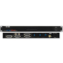 Fiberplex VIS-4832-E-02 Rackmount 1U 32×8 Digital Head Multimode OpticalCon