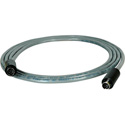 Sony RC815 -Visca Camera Control Cable 8-Pin DIN Male to Male 7 Foot