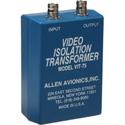 Composite Video Isolation Transformer