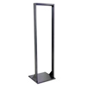 Video Mount Products ER-1 19 Inch Headend Equipment Rack - 71 Inch Height