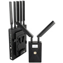 VidOvation Reacher 1500 Zero Latency HDMI & 3G-SDI Wireless Video System with V-Lock Plate - 1500 Foot Range