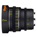 Veydra V1-25T22M43M Mini Prime Lens 25mm T2.2 MFT Mount - Metric Focus Scale