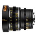 Veydra V1-35T22M43I Mini Prime Lens 35mm T2.2 MFT Mount - Imperial Focus Scale