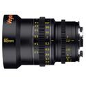 Veydra V1-85T22M43I Mini Prime 85mm T2.2 MFT Mount - Metric Focus Scale