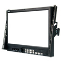 Viewz VZ-185RM-P 18.5-Inch HD broadcast IPS 8-Bit Rackmount Monitor
