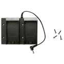 Viewz VZ-BM-CBP Canon Dual BP Series Battery Plate Kit for 7-Inch Monitors