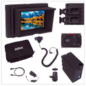 Varizoom VZM5K Monitor Deluxe Kit with Sunhood/Screen Protector