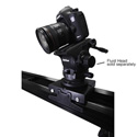 VariSlider VSM1-K Camera Slider Kit w/ 2 VZTK100AM Tripods and 2 Tripod Mounts