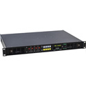 Ward-Beck AMS8-1A  8 Channel Audio Meter & Monitoring System with 4 AES/EBU Inpu