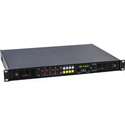Ward-Beck 8 Channel Audio Meter Monitor w/ 4 AES/EBU In (75 & 110 Ohm) Dolby E/A