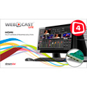 STREAMSTAR WEBCAST LiTE 4 With Four-Input HDMI Capture Card