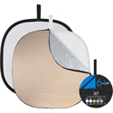 Westcott 52 Inch 6-in-1 Reflector  Kit
