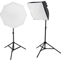Westcott 404L uLite LED 2-Light Collapsible Softbox Kit