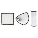 Westcott 7419 Flex Daylight Kit- Flexible LED Mat Light with 1/4-Stop Diffusion