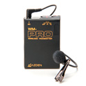 Azden WL/T-PRO Wireless Body-Pack Transmitter & Lapel Microphone