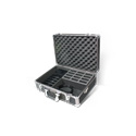 Williams Sound CHG 1012 PRO 12 Unit Charger for DLT 100 2.0 / DLT 300 / DLR 60 / DLR 360 in Carry Case