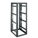 Middle Atlantic WRK-24-27 24RU x 27-Inch Deep Stand Alone Equipment Rack