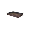 Wesco 270485 3rd Tray for 24-Inch x 36-Inch Standard Plastic Cart