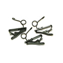 WindTech TC-11 Microphone Tie Clip for Most 6 - 6.8 mm Diameter Microphones - 3/