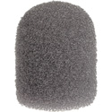 WindTech 1100 Series 1100-01 Small Size Foam Ball Windscreen 1/4 inch Grey